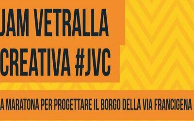 #JVC Jam Vetralla Creativa